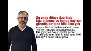 Erem Şentürk : Faizin ölümcül riskleri