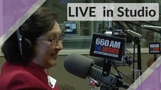 LIVE In Studio with 660AM The Answer | Veronica Sites