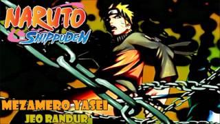 Mezamero Yasei (Naruto Shippuden ending 4) cover latino by Jeo Randur
