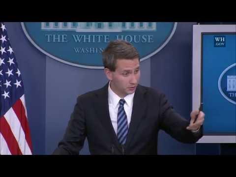 6/27/16: White House Press Briefing