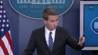 6/27/16: White House Press Briefing