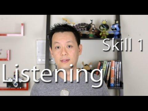 Luyện Nghe Tập 1 / Listening Skill 1...Tiếng Anh