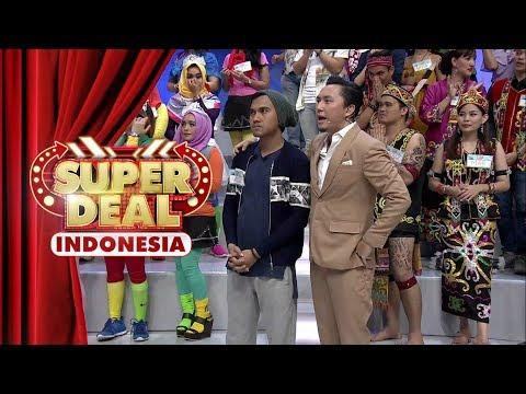 Sepeda motor, uang tunai 20 JUTA, atau ZONK? - Super Deal Indonesia 2018