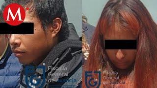 Llevan a reclusorios a presuntos feminicidas de Fátima