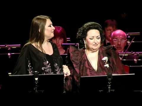 "Nomeda Kazlaus and Montserrat Caballe - Manuel Penella ""Habanera"""