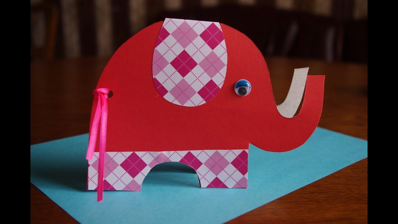 Как сделать слона из бумаги своими руками фото 420