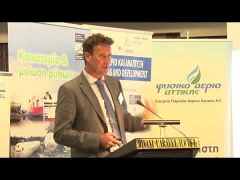 Πράσινη ναυτιλία και υποδομές LNG / Leo Van Der Burg