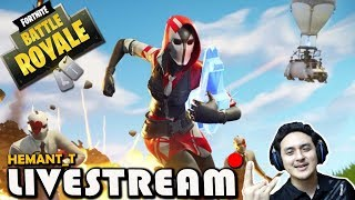 """FORTNITE (Hindi) """"High Stakes Event"""" PS4 Pro Gameplay (HT_T Live)"""