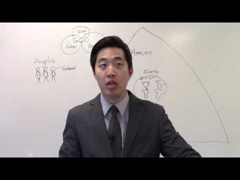 Pastor Gene Kim - The Beginning, The Gap, Satan, Michael, Archangel, Universal flood, & more