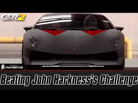CSR Racing 2: The TEMPE5T (Rico Rose) | Beating John Harkness's Challenge [Episode #79]