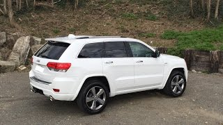 2017 Jeep Grand Cherokee 5.7L Corsa vs  Stock Exhaust