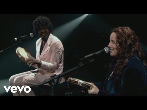 Ana Carolina e Seu Jorge ao vivo