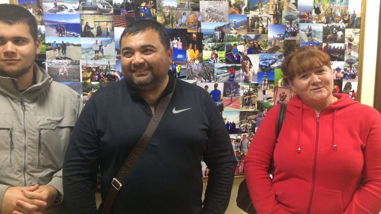 Европа Тревел: Отзыв семьи Гриценко об отдыхе