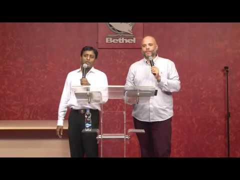 Anointing for Breakthrough - Pr. Juan Mendez