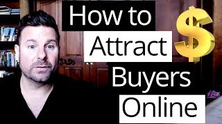 How to Attract Buyers Online for Any Business