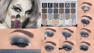 CREMATED PALETTE BY JEFFREE STAR COSMETICS | Quick Smoky Eye Tutorial