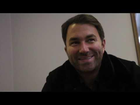 EDDIE HEARN REACTS TO HAYE-BEL - VamosDotPK