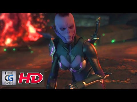 """CGI 3D Animated Short: """"The Warden"""" - by The Warden Team"""