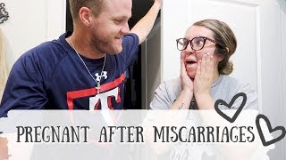 NEGATIVE TEST BUT PREGNANT | FINDING OUT I'M PREGNANT!!!!