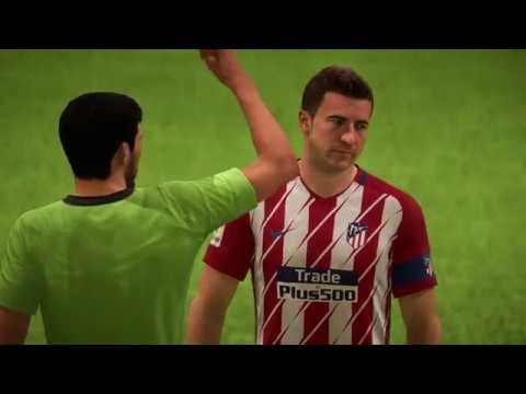 FIFA 18 Atletico Madrid vs Real Madrid (Brand New WANDA METROPOLITANO Stadium) Madrid Derby
