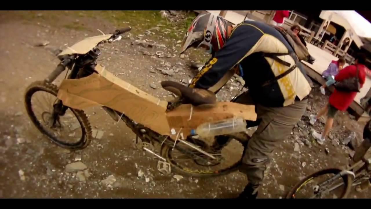 Honda Of Katy >> new Honda prototype dh bike 2010 test - YouTube