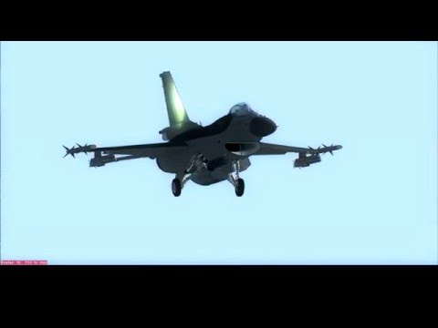 cockpit aerosoft f16 video watch HD videos online without