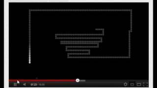 LONGEST YOUTUBE SNAKE GAME RECORDED - 2012 World Record