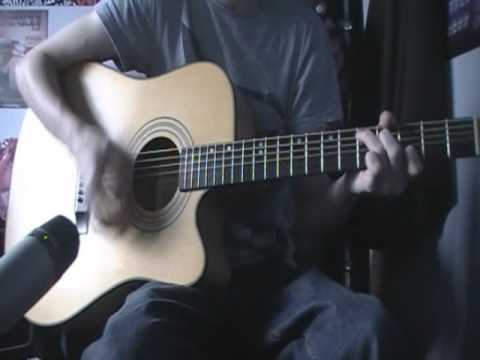 The Courteeners - Acrylic (Acoustic Guitar Cover)
