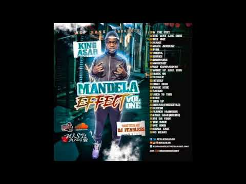 DJ FearLess - King Asar x Mandela Effect Vol 1 Mixtape 2018