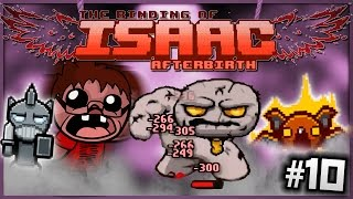 The Binding of Isaac: Afterbirth - Mad Hacks! (Episode 10 - Greed Mode)