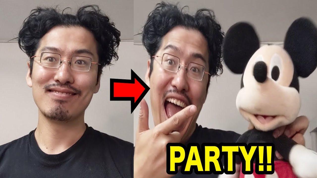 Mickey Mouse Hair EARS | Halloween Hair | For short hair