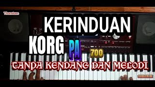 Download lagu KERINDUAN Jandhut TANPA KENDANG MP3