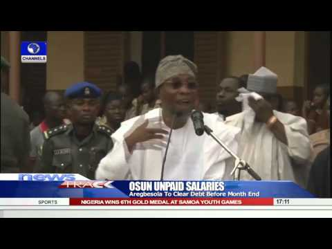 Aregbesola To Clear Osun State