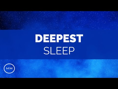 9 Hours Deep Sleep Music: Total Relaxation - Fall Asleep Fast - Delta Binaural Beats