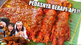 KEPITING SAUS API !! FT. GERRY GIRIANZA