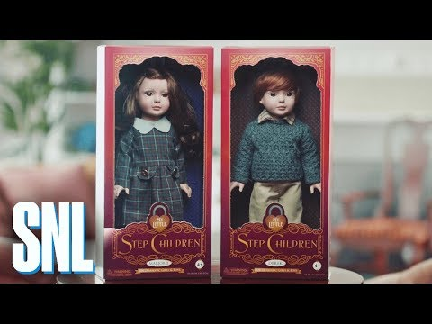 Cut for Time: My Little Stepchildren (Natalie Portman) - SNL