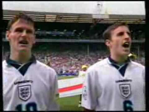 England Anthem Euro 1996