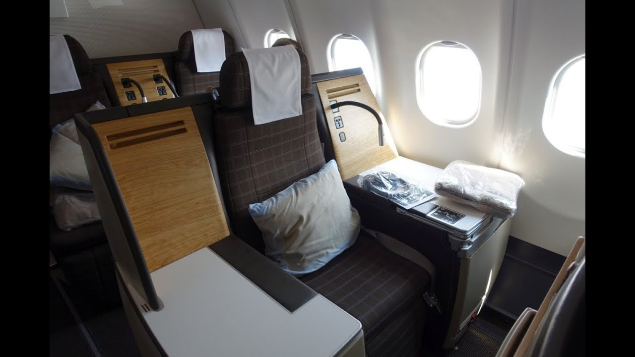 Review Swiss Business Cl A330