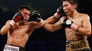 Legendary Boxing Highlights: Miura vs Vargas