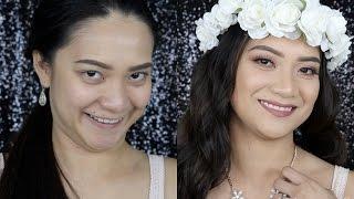 Makeup Transformation with Bes tina! | leeannjarrell