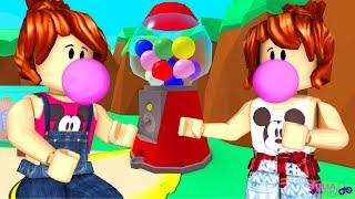 ROBLOX-GUM BALL (Bubble Gum Simulator)