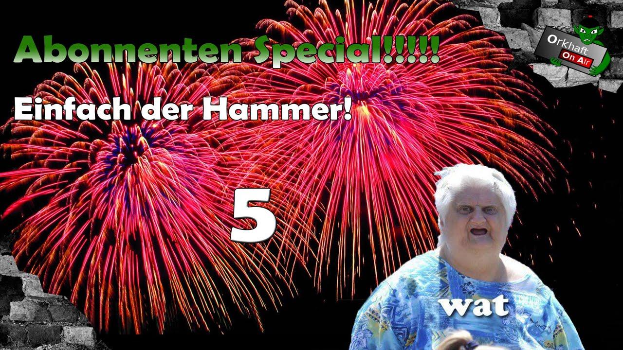 Ihr Wart Der Hammer