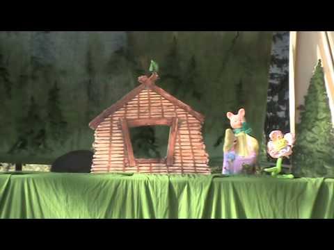 Кукольные театры для дошкольников своими руками