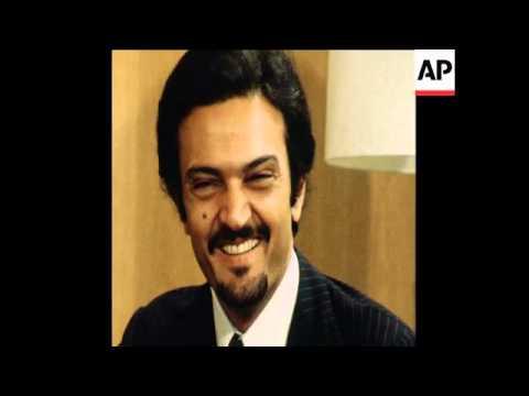 SYND 15 9 78 SAUDI ARABIAN FOREIGN MINISTER SAUD AL FAISAL MEETS GERMAN CHANCELLOR SCHMIDT