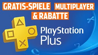 PS4: Wie funktioniert ... Playstation Plus? [deutsch, HD]