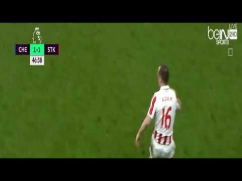 Chelsea vs Stoke City 4-2 All goals & Highlights - Premier League 12/31/2016