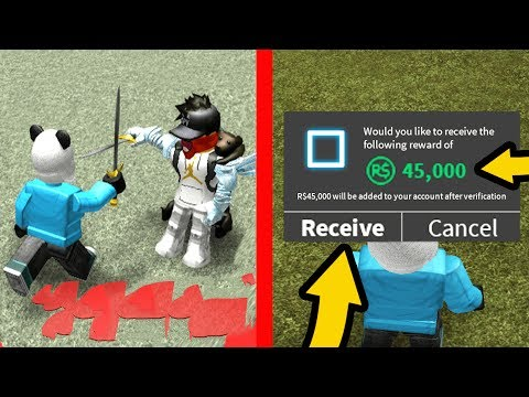 WIN THE BATTLE FOR ROBUX! | Roblox