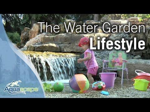 Water Garden Designs by Tharpe YouTube