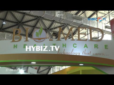 Bio-Med | IPHEX 2017 Pharma and Health Care Exhibition Hyderabad | hybiz