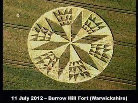 2012 World Wide Crop Circle Season Review w/ Dr. Chet Snow